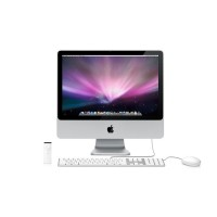 Apple iMac MK462LL/A 27-Inch Retina 5K Desktop (3.2 GHz Intel Core i5, 8GB DDR3, 1TB, Mac OS X), Silver